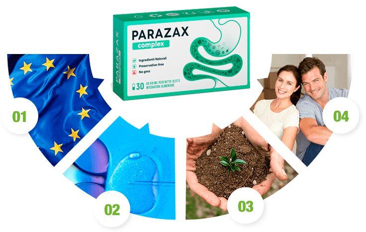 parazax ingredienti