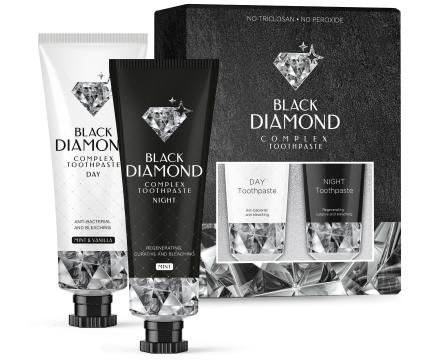 black diamond complex toothpaste