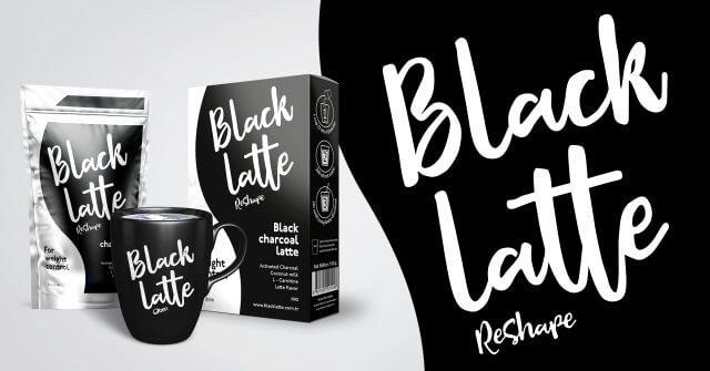 black latte funziona