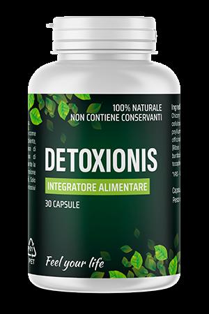 detoxionis supplement