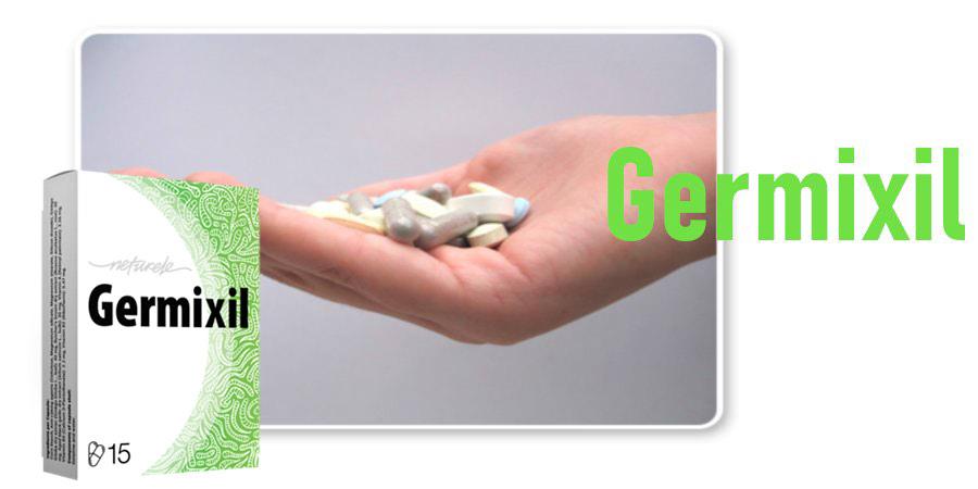 germixil pillole